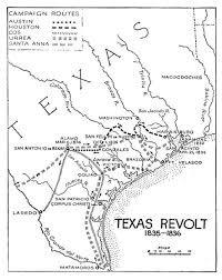 Texas Map Austin by Texas Revolution The Handbook Of Texas Online Texas State