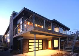 lighting design ideas for modern house exterior in european style