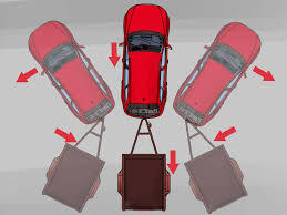 how to back a trailer 11 steps with pictures wikihow
