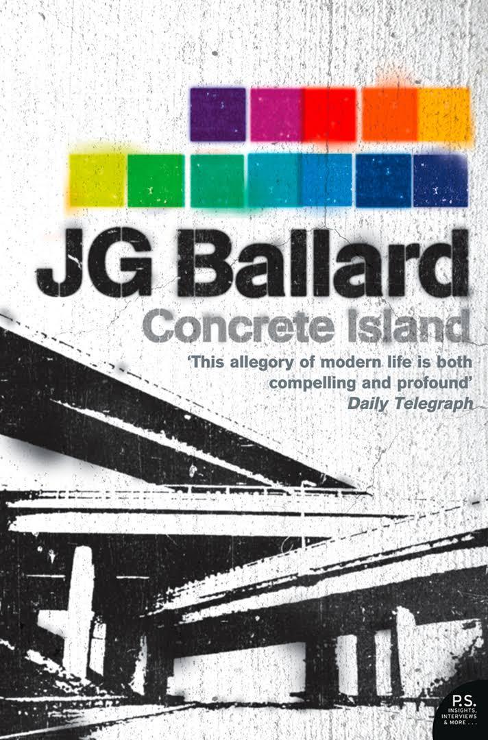 Image result for j g ballard concrete island