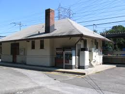 Rowayton station