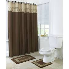 Moose Bathroom Accessories by Bathroom Shower Curtain Burgundy Shower Curtain Walmart