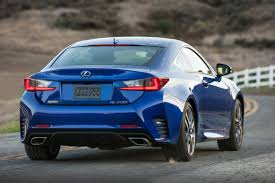 lexus rc 300h f sport performance lexus adds to rc lineup for 2016 news cars com