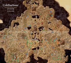 Morrowind Map Coldharbour Map The Elder Scrolls Online Game Maps Com