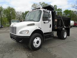 freightliner dump trucks for sale