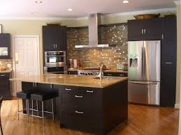 Beautiful Kitchen Backsplash Ideas Kitchen Backsplash Ideas With Dark Cabinets Beautiful U2013 Home
