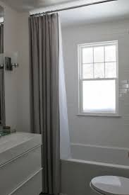 Bathroom Window Treatment Ideas Extra Long Shower Curtain Curtains Modern Bathroom Window Prime