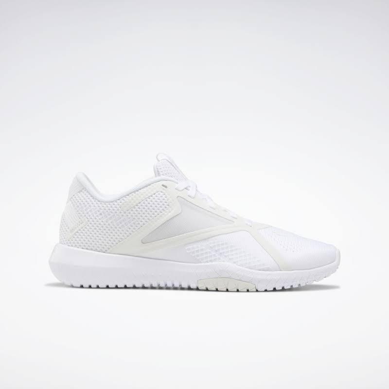 Reebok Flexagon Force 2.0 White Cross Training Shoes