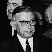 Jean Paul Sartre     Wikip  dia Sartre      crop jpg