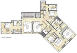 6000 sq ft 6 bhk 7t apartment for sale in indiabulls infraestate