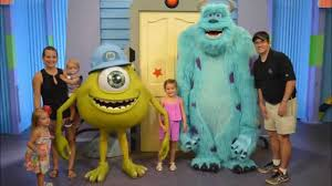 Halloween Costume Monsters Inc Hollywood Studios Monsters Inc Meet And Greet With Sully And Mike