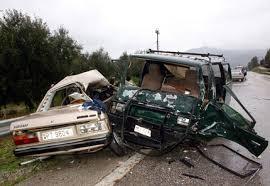Στατιστικά μηνός Νοεμβρίου τροχαίων ατυχημάτων