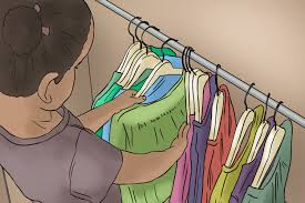 how to clean out your closet 14 steps with pictures wikihow