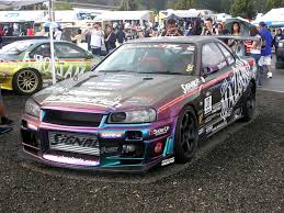 nissan skyline drift car signal skyline r34 gt r drift car formula d evergreen sp u2026 flickr