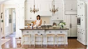 crisp u0026 classic white kitchen cabinets southern living