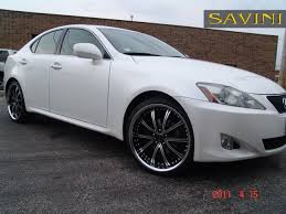 lexus is350 wheels is savini wheels