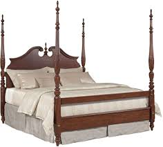 hadleigh rice carved king poster bed from kincaid furniture