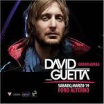 fondo de David Guetta.