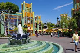 Map Of Downtown Disney Orlando by Downtown Disney Wikipedia