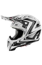 white motocross helmets casca airoh aviator 2 1 arrow white helmet pinterest helmets