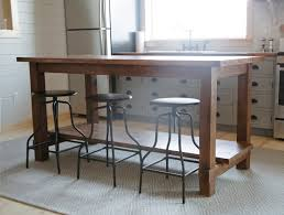 Reclaimed Kitchen Islands Awesome Handmade Kitchen Islands And Custom Island Reclaimed