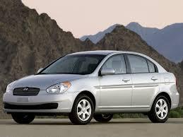 hyundai accent 4 doors specs 2006 2007 2008 2009 2010 2011