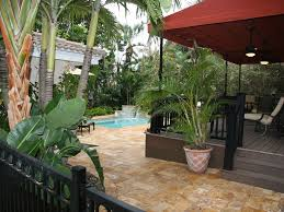 clearwater beach pool house rental just steps to the beach