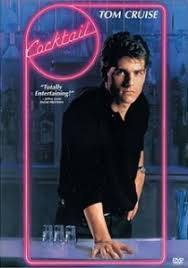 Ver pel�cula cocktail online. Pel�cula del a�o 1988. Con Tom Cruise. Cine Dramatico