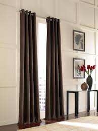 creative ideas window curtains for living room gorgeous design