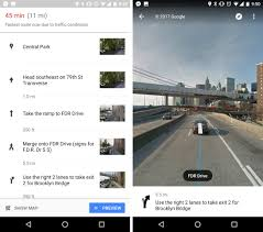 Maps Google Com Las Vegas by Google Maps Now Uses Street View To Show You Exactly Where To Make