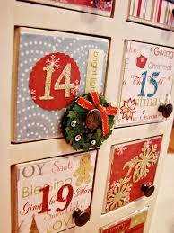 spruce up your own advent calendar peanut blossom