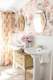 Romantic Bathroom Decorating Ideas 101 Best Images About Romantic Shabby Chic Cottage Style On