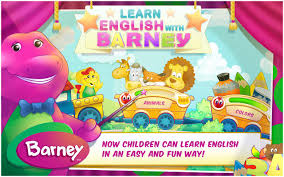 learn english with barney 1 1 6 apk download android educational