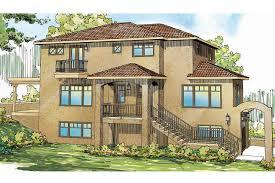 free southwest style house plans