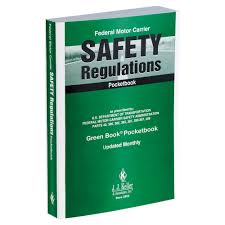 federal motor carrier safety regulations pocketbook the green book