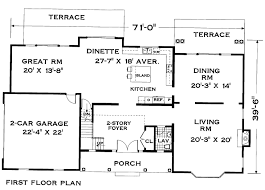 big house floor plans styles thehousedesigners www asid org big house blueprints