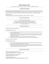 General Sample Resume Dentist Description Resume Cv Cover Letter