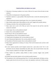 ideas about Problem Solution Essay on Pinterest   Sample     JFC CZ as An error occurred