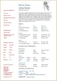 Enrolled Agent Resume Sample by Professional Fbi Agent Templates To Showcase Your Talent Talent