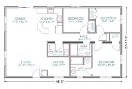 1 Bedroom Modular Homes Floor Plans by Incredible Design Ideas 10 1200 Sq Ft Ranch Floor Plans Sterling