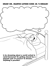 martin luther king jr coloring pages and worksheets best