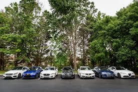 lexus vs bmw repair costs luxury sports sedan challenge is the bmw 3 series still best