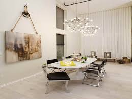 dining room with wall plates and mirror beautiful dining room