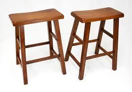 leather saddle bar stools amazon com ehemco 24