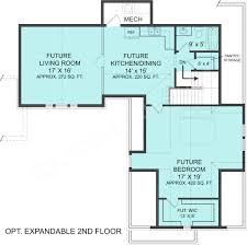 Best Selling House Plans Laurel Ranch Floor Plans Empty Nester House Plans