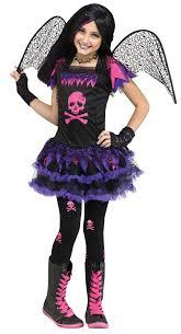 Kids Skeleton Halloween Costume by 2014 Halloween Girls Fancy Dress Horror Monster Skeleton Kids
