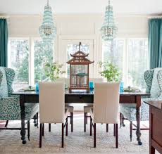 hydraulic lift dining chair dining room eclectic with chandeliers