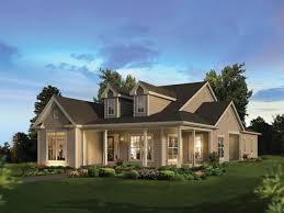 perfect country style house plans with wrap around porches house