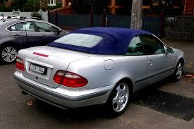 mercedes benz clk cabrio a208 1999 on motoimg com