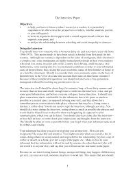 Best Photos of An Interview In APA Writing   Interview Paper APA     sawyoo com Interview Paper APA Format Example